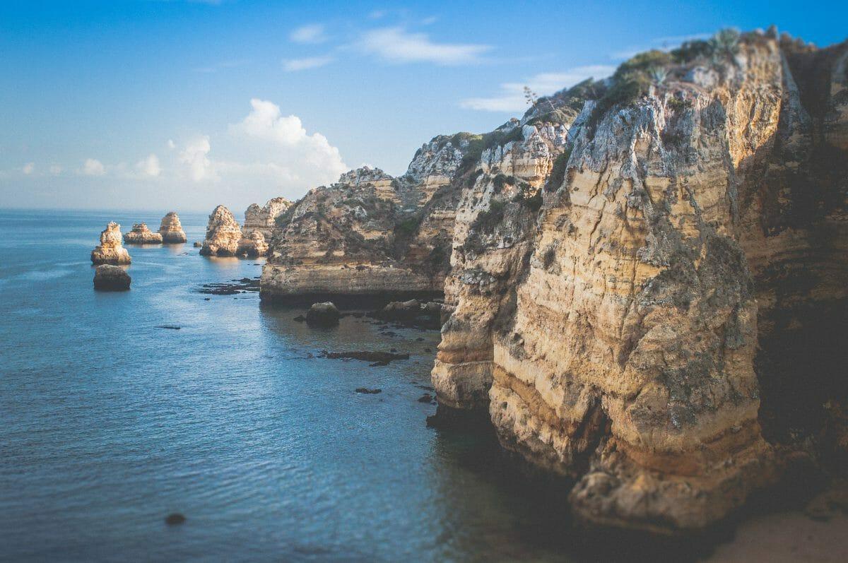 Spain-Portugal 2014. Portugal (Algarve region)