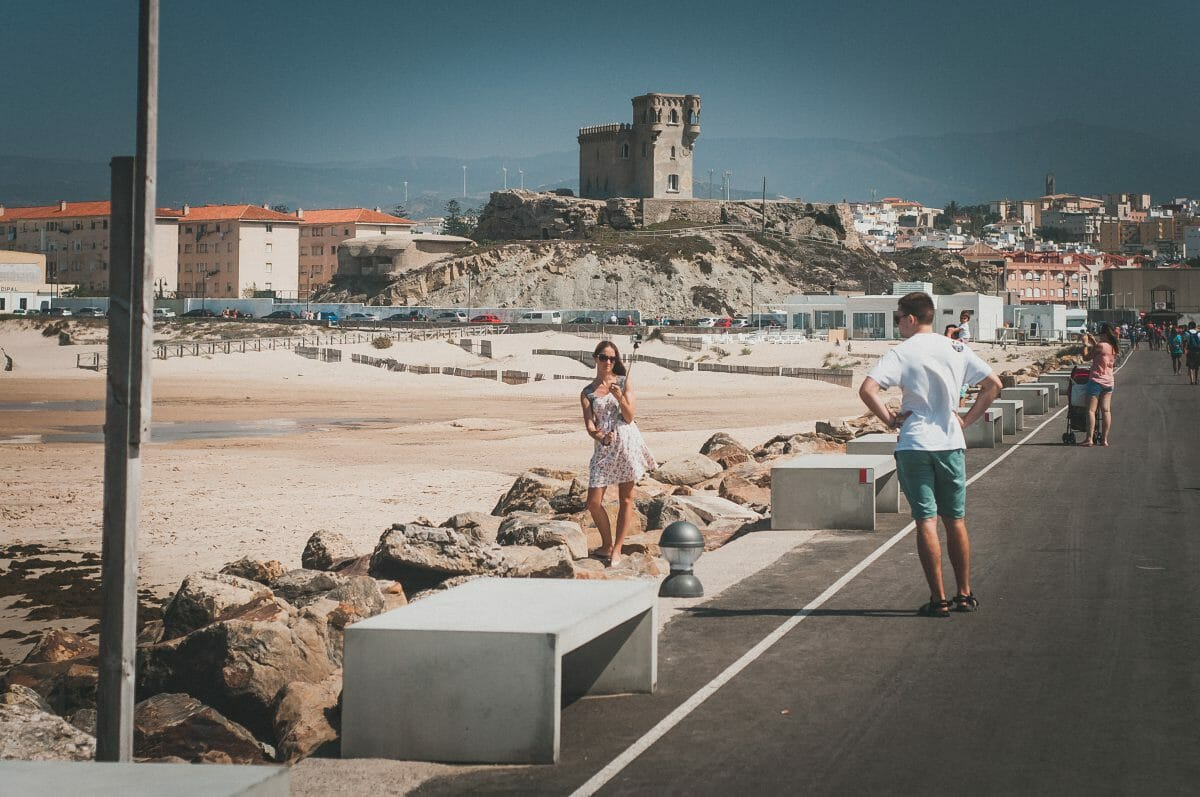 Spain-Portugal 2014. Malaga-Tarifa-Conil-Cadiz-El Portil