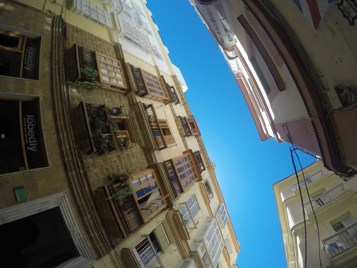 Spain-Portugal 2014. Cadiz