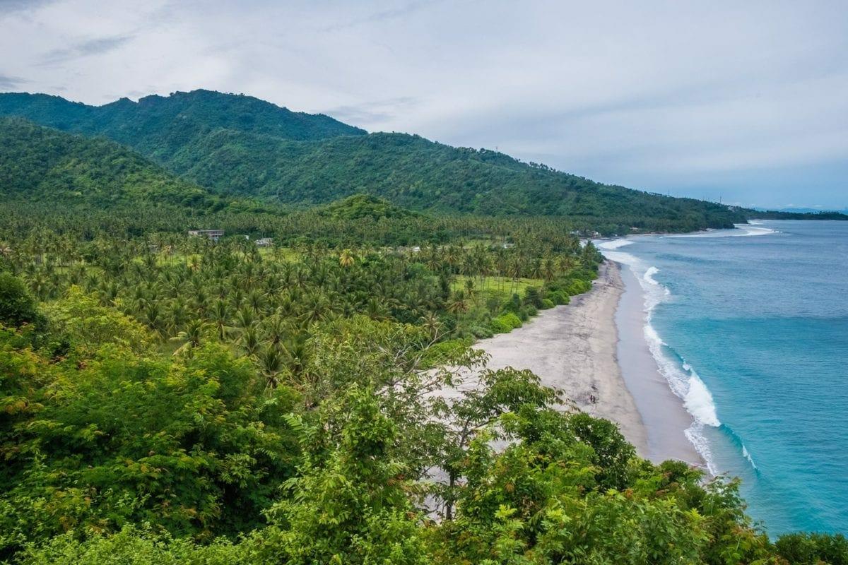 Lombok island (Indonesia)